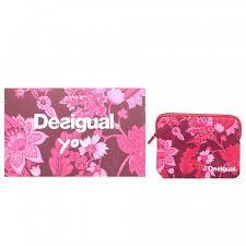 Desigual You Gift Set 50ml EDT Makeup Bag