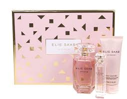 Elie Saab Le Parfum Rose Couture Gift Set 90ml EDT 10ml EDT