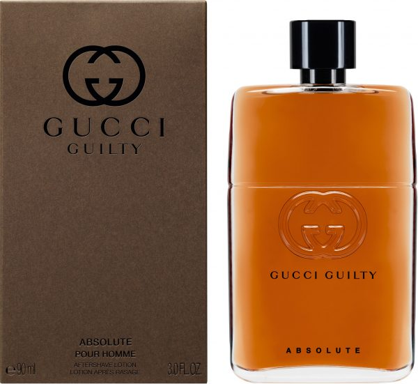 Gucci Guilty Absolute Aftershave Lotion 90ml