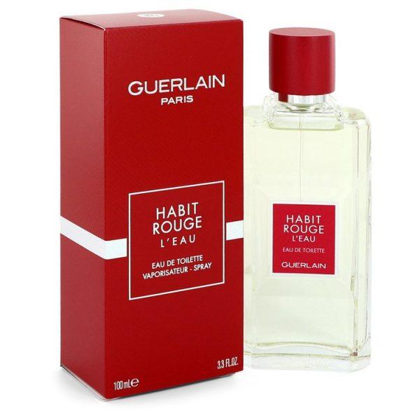 Guerlain Habit Rouge LEau