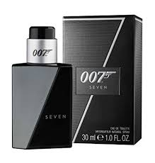 James Bond 007 Seven Eau de Toilette 30ml Spray