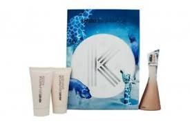Kenzo Jeu d'Amour Gift Set 50ml EDP 50ml Body Lotion 50ml Shower Gel