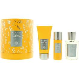 Acqua di Parma Colonia Pura Gift Set 100ml EDC 75ml Shower Gel 50ml Deodorant Spray 1
