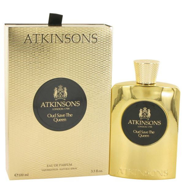 Atkinson Oud Save The Queen