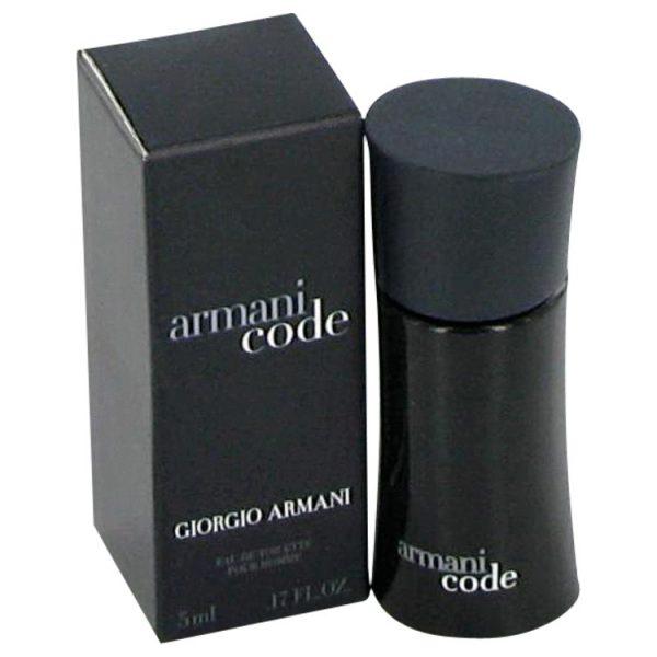 Giorgio Armani Code Eau de Toilette 15ml Spray