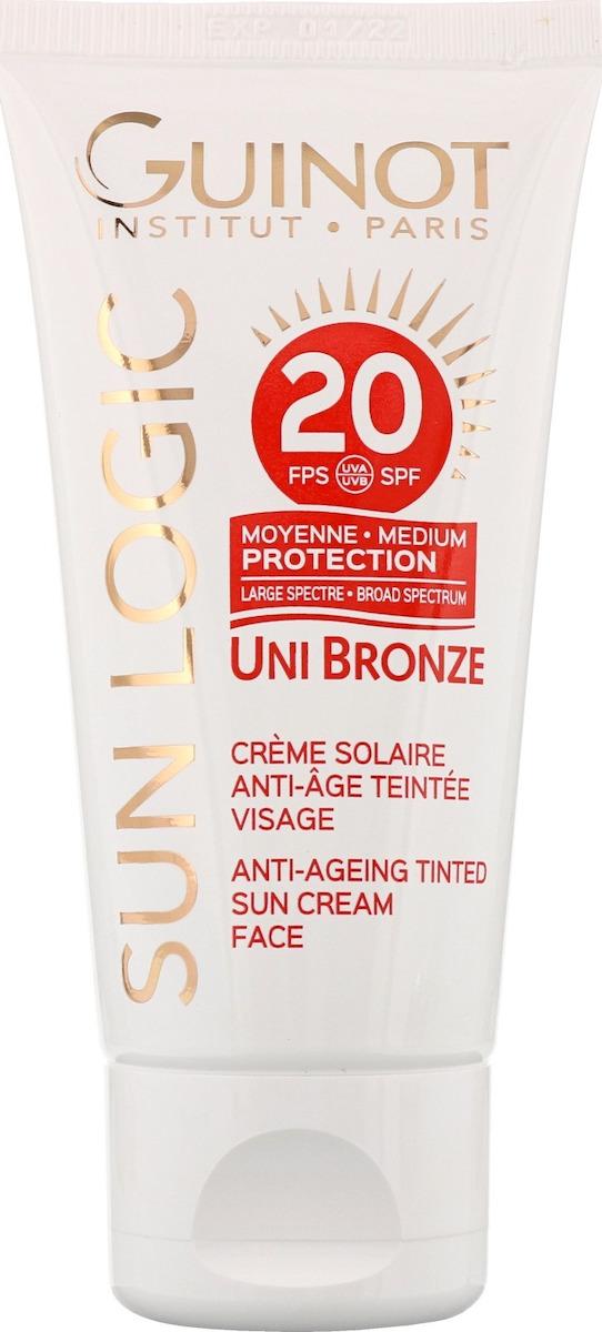 Guinot Sun Logic Anti Ageing Sun Cream Face SPF50 50ml