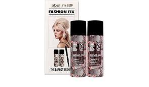 Label.m Fashion Fix Gift Set 200ml Dry Shampoo 200ml Blow Out Spray