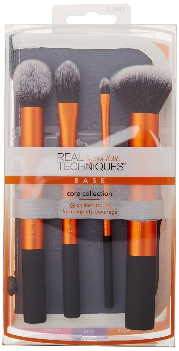 Real Techniques Ultimate Base Gift Set 4 Pieces