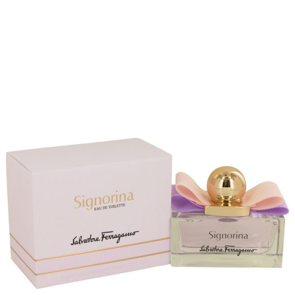 Salvatore Ferragamo Signorina Eau de Toilette 50ml EDT Spray