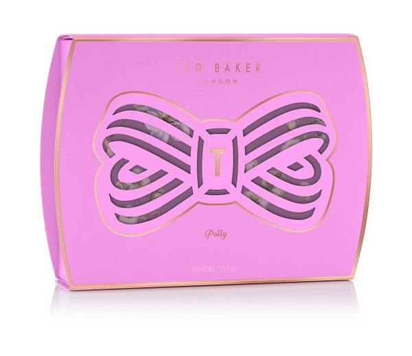 Ted Baker Sweet Treats Polly Gift Set 30ml EDT Mirror Compact