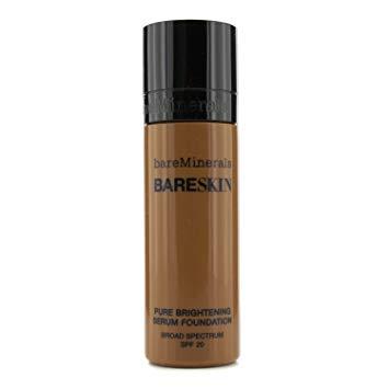 bareMinerals Bareskin Pure Brightening Serum Foundation SPF20 30ml 19 Espresso
