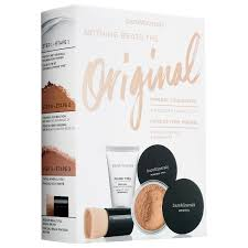 bareMinerals Girl On Glow Gift Set 3 Pieces