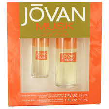 Jovan Musk for Woman Gift Set 60ml EDC 30ml EDC