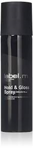 Label.m Hold Gloss Spray 200ml