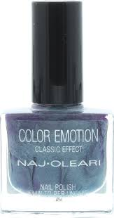 Naj Oleari Colour Emotion Nail Polish 8ml 166