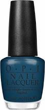 OPI Swiss Collection Nail Polish 15ml Ski Teal We Drop