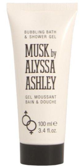 Alyssa Ashley Musk Bath and Shower Gel 250ml