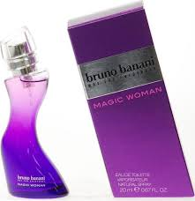 Bruno Banani Magic Woman Eau de Toilette 20ml Spray