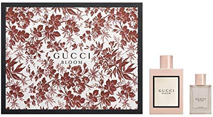 Gucci Bloom Gift Set 100ml EDP 30ml Hair Mist