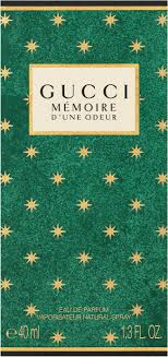 Gucci Mémoire dune Odeur Eau de Parfum 40ml Spray