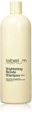 Label.m Brightening Blonde Conditioner 1000ml