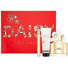 Marc Jacobs Daisy Love Gift Set 100ml EDT 75ml Body Lotion 4ml EDT