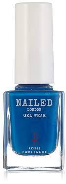 Nailed London Gel Wear Nail Polish 10ml Skys The Limit