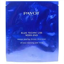 Payot Blue Techni Liss Chrono Renewing Peel Mask 1 Sheet
