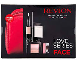 Revlon Love Series Face Gift Set 6 Pieces
