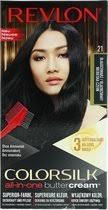 Revlon Luxurious Colorsilk Buttercream Hair Color 126.8ml 21 12BB Blue Black 1