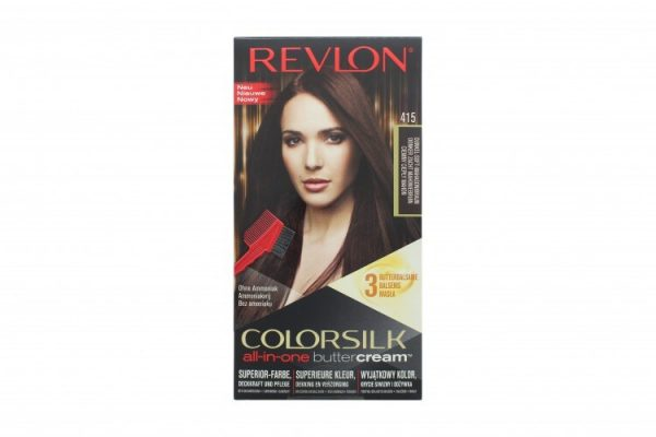 Revlon Luxurious Colorsilk Buttercream Hair Color 126.8ml 30 20N Brown Black