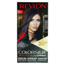 Revlon Luxurious Colorsilk Buttercream Vivid Colors Hair Color 126.8ml 28DV Violet Black