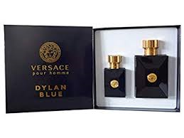 Versace Pour Homme Dylan Blue Gift Set 100ml EDT 30ml EDT
