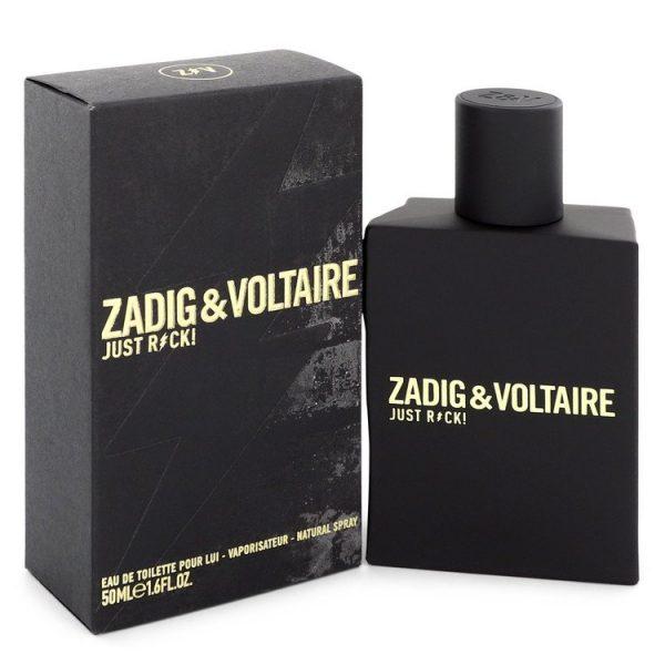Zadig Voltaire Just Rock for Him Eau de Toilette 50ml Spray