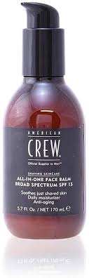 American Crew All in One Face Balm SPF15 50ml