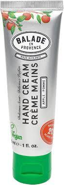 Balade En Provence Pear Hand Cream Tube 30ml