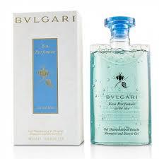 Bvlgari Eau Parfumee au The Bleu Shampoo Shower Gel 200ml