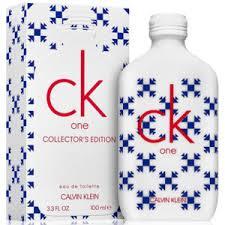 Calvin Klein CK One Eau de Toilette 200ml Spray Collectors Edition 2019