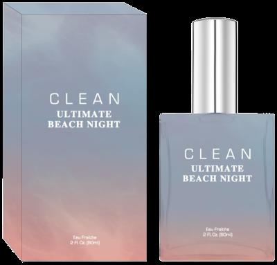 Clean Ultimate Beach Night Eau de Toilette 60ml Spray