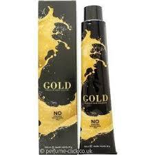 Gold Hair Care Hair Colourant 100ml 10.1 Ultra Light Ash Blonde