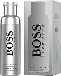 Hugo Boss Bottled On The Go Fresh Eau de Toilette 100ml Spray