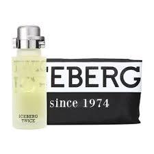 Iceberg Twice Pour Homme Gift Set 125ml EDT String Bag