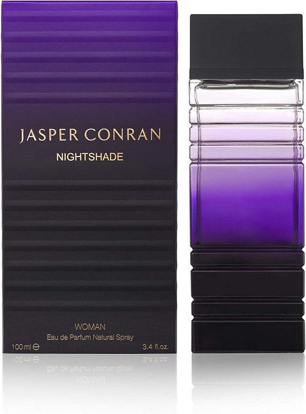 Jasper Conran Nightshade Woman Eau de Parfum 100ml Spray