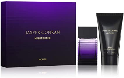 Jasper Conran Nightshade Woman Gift Set 50ml EDP 150ml Body Lotion