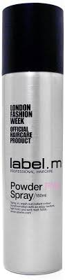 Label.m Powder Red Hair Spray 150ml
