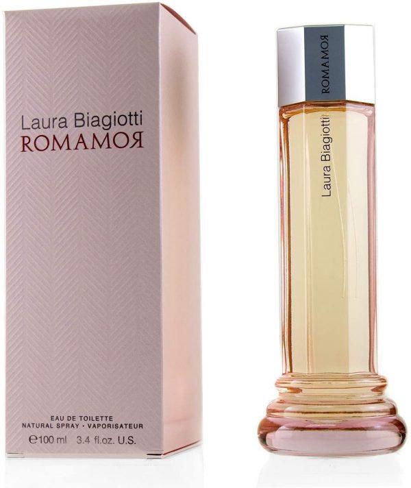 Laura Biagiotti Romamor 100