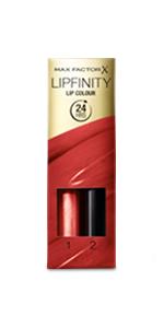 Max Factor Lipfinity Lip Colour 125 So Glamourous