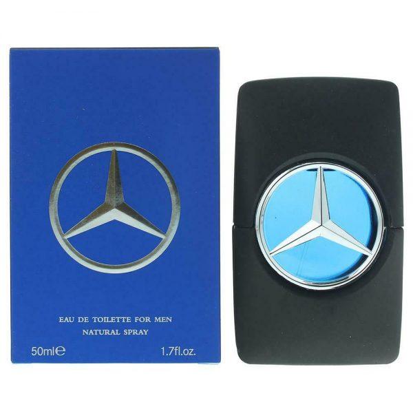 Mercedes Benz Man Blue Eau de Toilette 50ml Spray