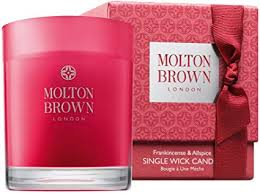 Molton Brown Frankincense All Spice Single Wick Candle 180g