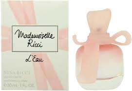 Nina Ricci Mademoiselle Ricci LEau Eau de Toilette 50ml Spray